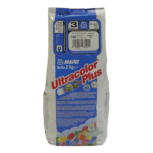 Затирка Mapei Ultracolor Plus №132 бежевый(2кг)